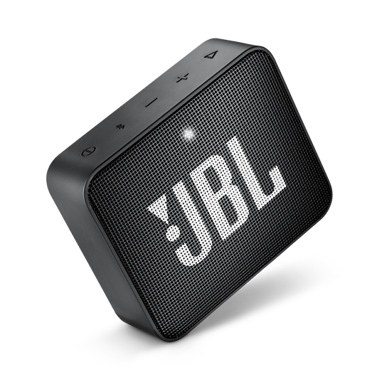 JBL GO 2 - Black - Portable Bluetooth speaker - Detailshot 2