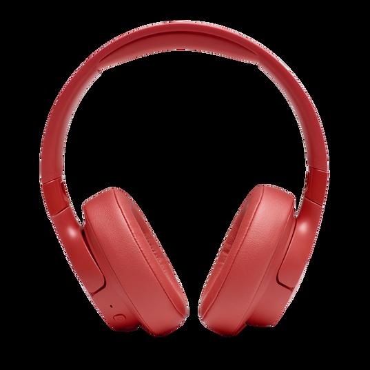JBL TUNE 750BTNC - Coral Orange - Wireless Over-Ear ANC Headphones - Front